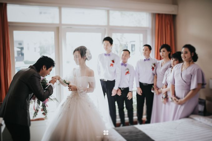 Wedding Day by Daniel H - Anthony & Amelia by Miracle Photography - 025
