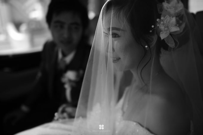Wedding Day by Daniel H - Anthony & Amelia by Miracle Photography - 027