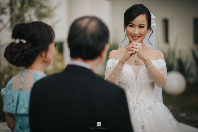 Wedding Day by Daniel H - Anthony & Amelia by Miracle Photography - 045
