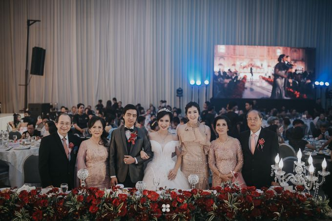Wedding Day by Daniel H - Anthony & Amelia by Miracle Photography - 039