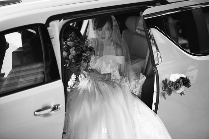 Wedding Day by Daniel H - Anthony & Amelia by Miracle Photography - 049