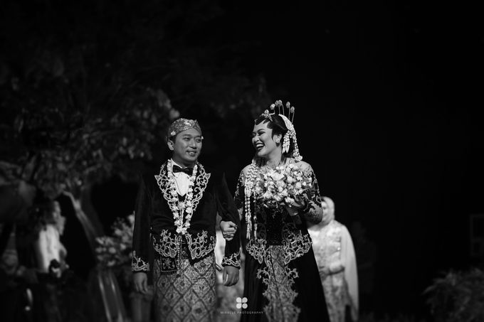 Wedding Day by Daniel H - Farah & Andhunk by Miracle Photography - 029