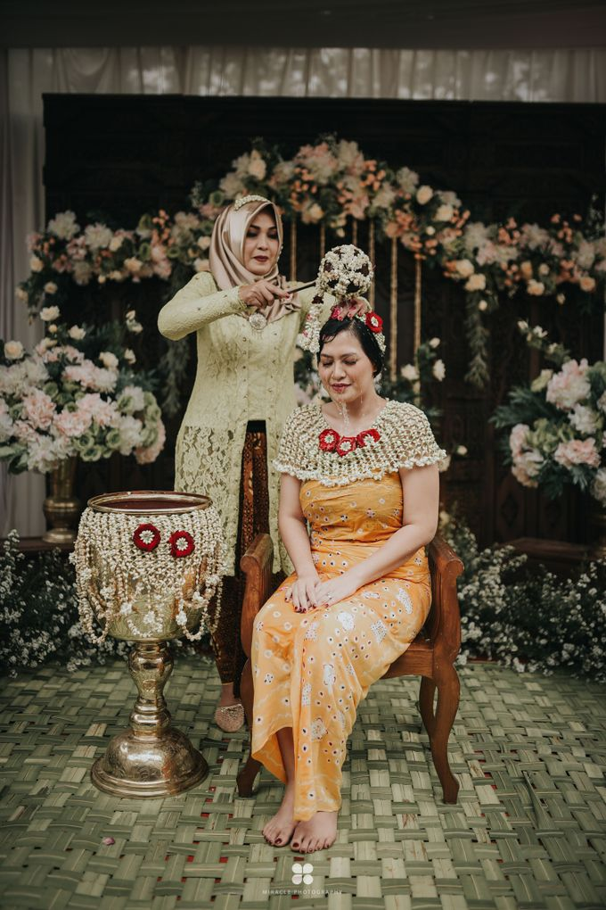 Wedding Day by Daniel H - Farah & Andhunk by Miracle Photography - 010