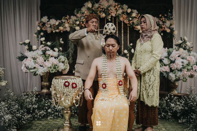 Wedding Day by Daniel H - Farah & Andhunk by Miracle Photography - 016