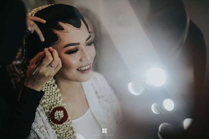 Wedding Day by Daniel H - Farah & Andhunk by Miracle Photography - 017
