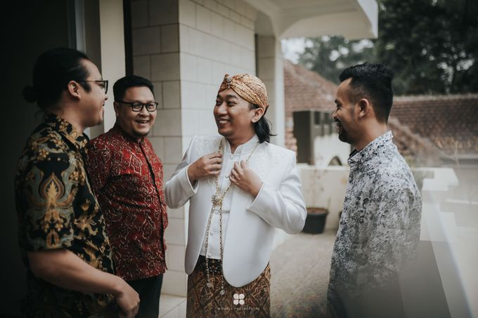 Wedding Day by Daniel H - Farah & Andhunk by Miracle Photography - 018