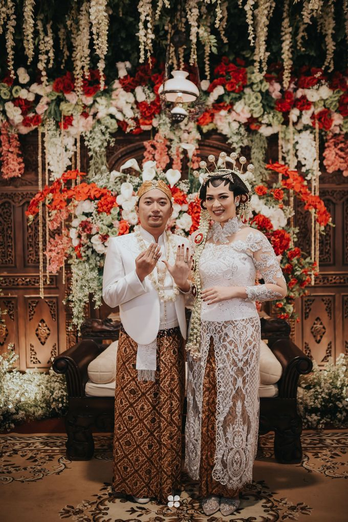 Wedding Day by Daniel H - Farah & Andhunk by Miracle Photography - 019
