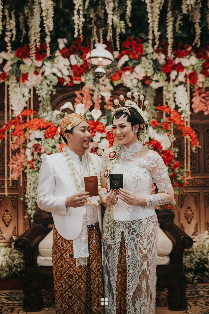 Wedding Day by Daniel H - Farah & Andhunk by Miracle Photography - 020