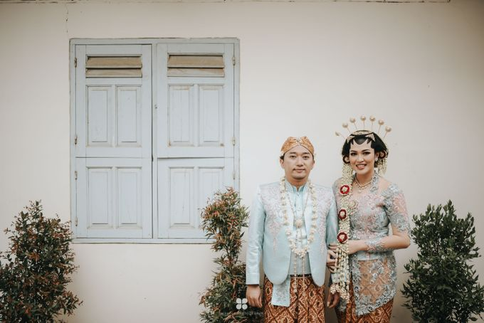 Wedding Day by Daniel H - Farah & Andhunk by Miracle Photography - 021