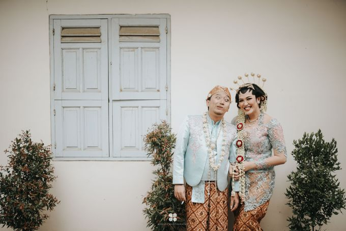 Wedding Day by Daniel H - Farah & Andhunk by Miracle Photography - 023