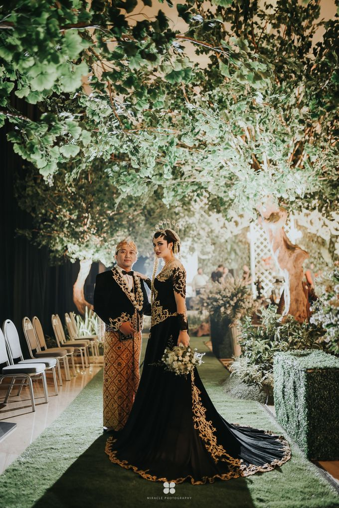 Wedding Day by Daniel H - Farah & Andhunk by Miracle Photography - 024