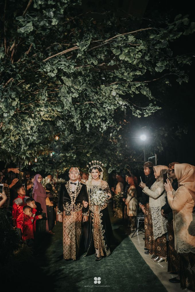 Wedding Day by Daniel H - Farah & Andhunk by Miracle Photography - 025