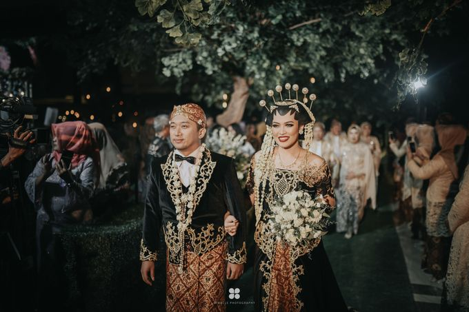 Wedding Day by Daniel H - Farah & Andhunk by Miracle Photography - 026
