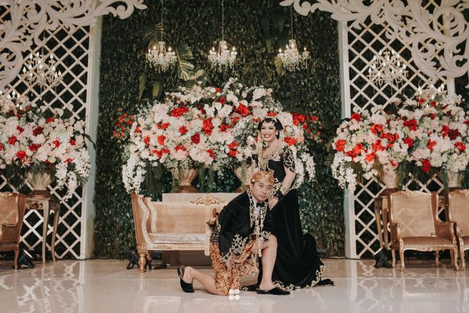 Wedding Day by Daniel H - Farah & Andhunk by Miracle Photography - 027