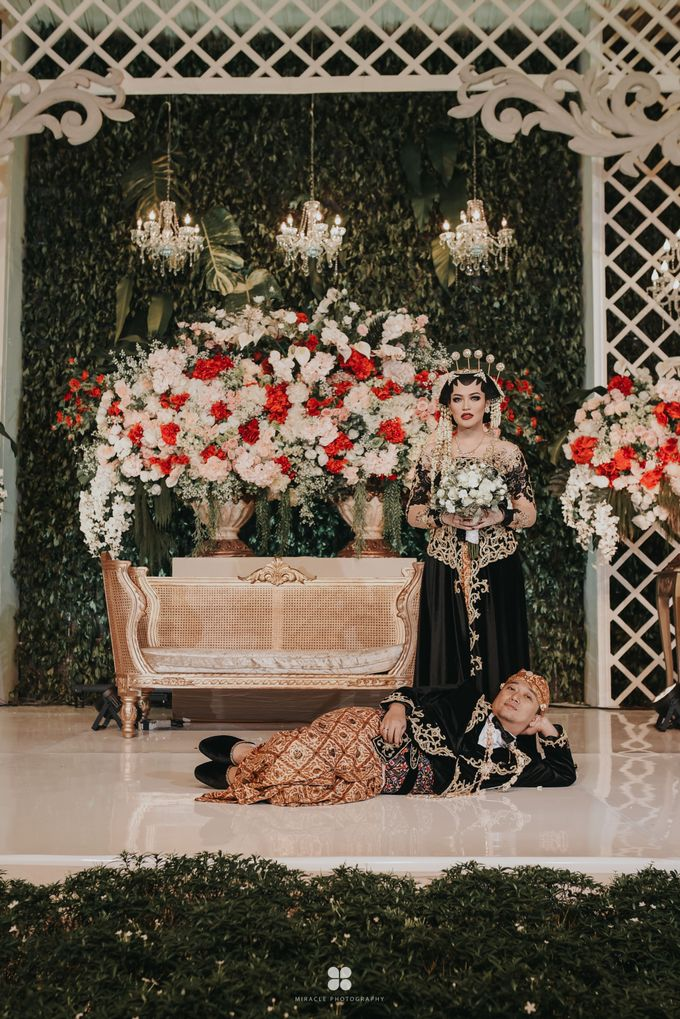 Wedding Day by Daniel H - Farah & Andhunk by Miracle Photography - 028