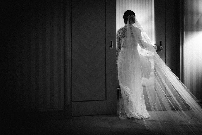 Jeremy & Alicia Wedding by Imelda Hudiyono Bride - 009