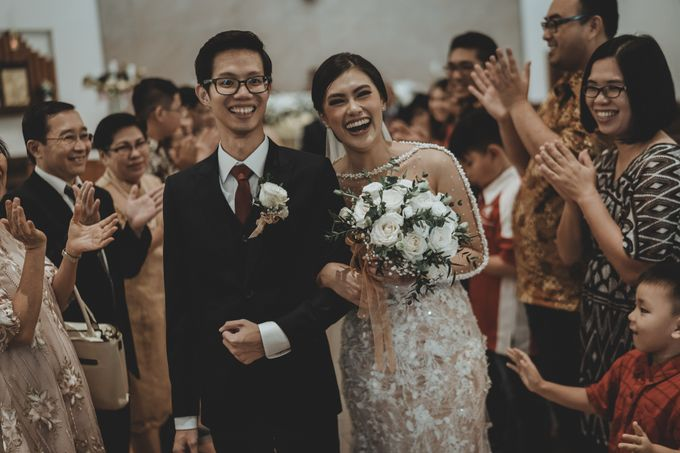 Angga & Ratna Wedding Day by Chroma Pictures - 050