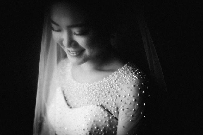 Anton & Cynthia Wedding Day by Mimi kwok makeup artist - 005