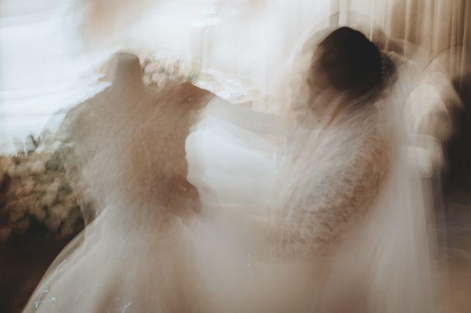 Jeremy & Alicia Wedding by Imelda Hudiyono Bride - 011