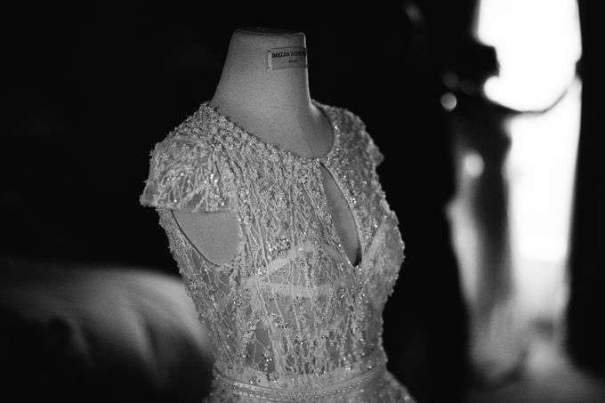 Jeremy & Alicia Wedding by Imelda Hudiyono Bride - 012