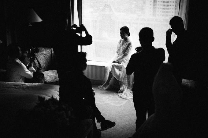Jeremy & Alicia Wedding by Imelda Hudiyono Bride - 013