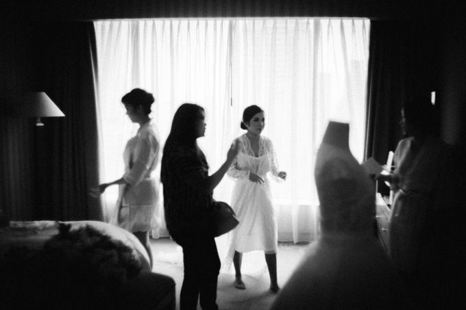 Jeremy & Alicia Wedding by Imelda Hudiyono Bride - 014