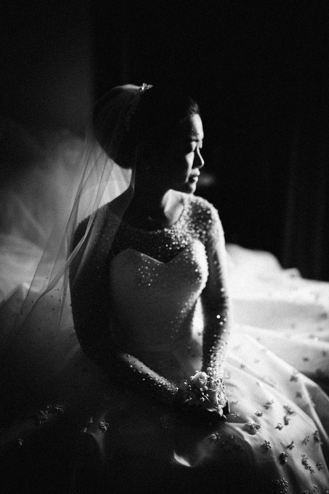 Anton & Cynthia Wedding Day by Mimi kwok makeup artist - 008