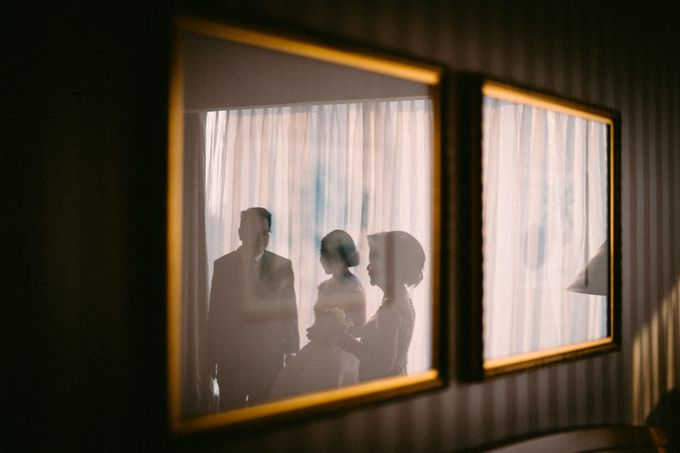 Jeremy & Alicia Wedding by Imelda Hudiyono Bride - 016