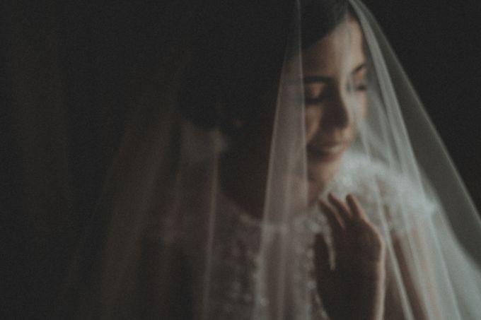 Jeremy & Alicia Wedding by Imelda Hudiyono Bride - 018