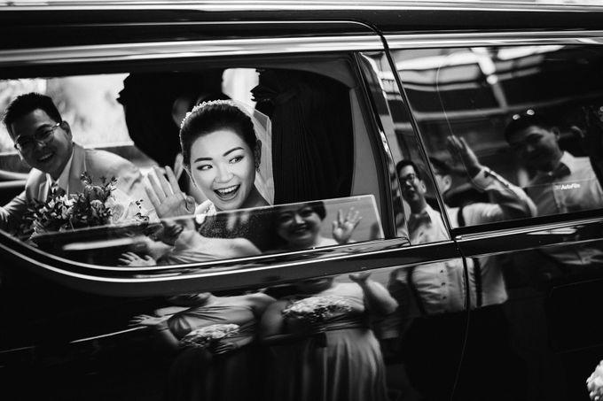 Anton & Cynthia Wedding Day by Mimi kwok makeup artist - 016