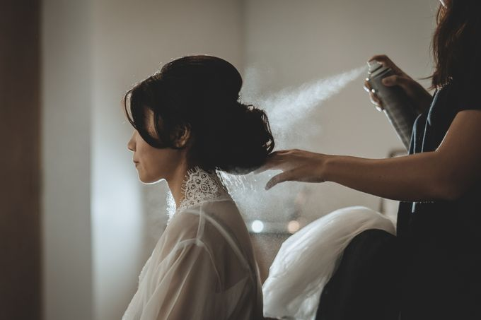 Agus & Lydia Wedding Day by Chroma Pictures - 003