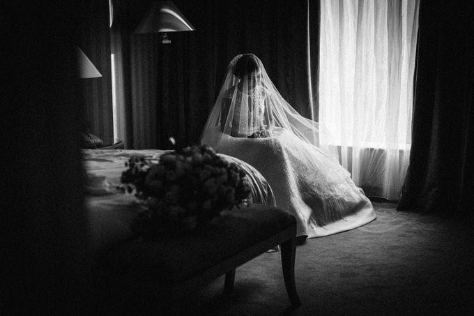 Jeremy & Alicia Wedding by Imelda Hudiyono Bride - 019