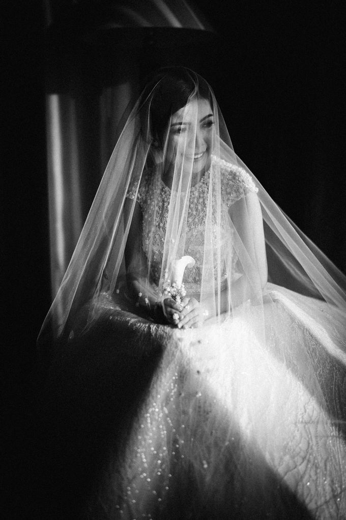 Jeremy & Alicia Wedding by Imelda Hudiyono Bride - 020