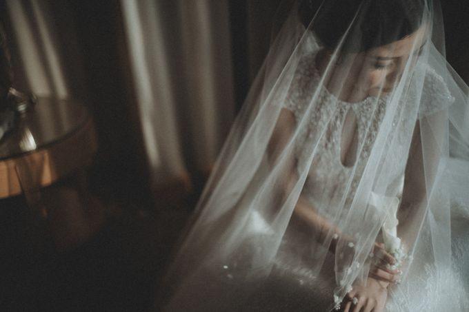 Jeremy & Alicia Wedding by Imelda Hudiyono Bride - 021