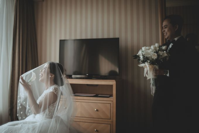 Jeremy & Alicia Wedding by Imelda Hudiyono Bride - 022
