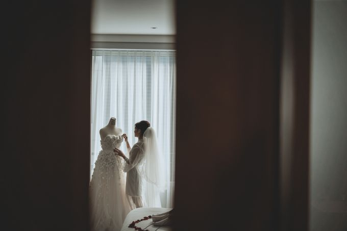 Agus & Lydia Wedding Day by Chroma Pictures - 010