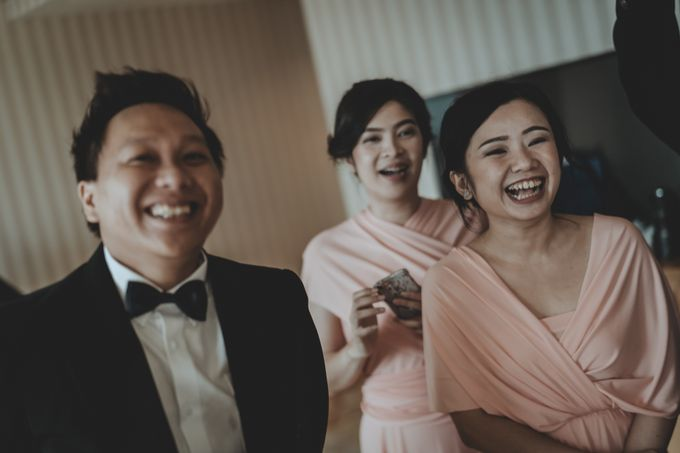 Jeremy & Alicia Wedding by Imelda Hudiyono Bride - 023