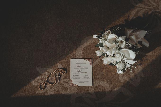 Jeremy & Alicia Wedding by Imelda Hudiyono Bride - 001