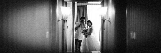 Jeremy & Alicia Wedding by Imelda Hudiyono Bride - 002