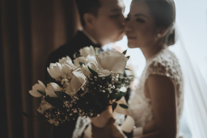 Jeremy & Alicia Wedding by Imelda Hudiyono Bride - 003