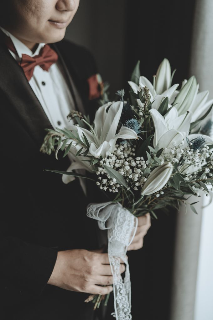 Agus & Lydia Wedding Day by Chroma Pictures - 021