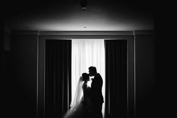 Agus & Lydia Wedding Day by Chroma Pictures - 035
