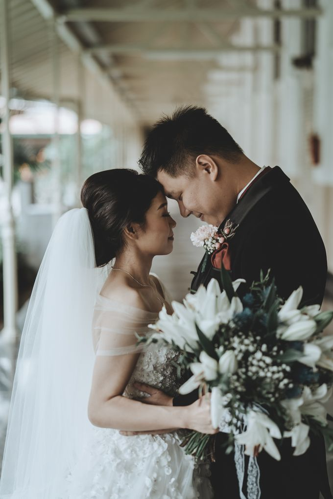 Agus & Lydia Wedding Day by Chroma Pictures - 041