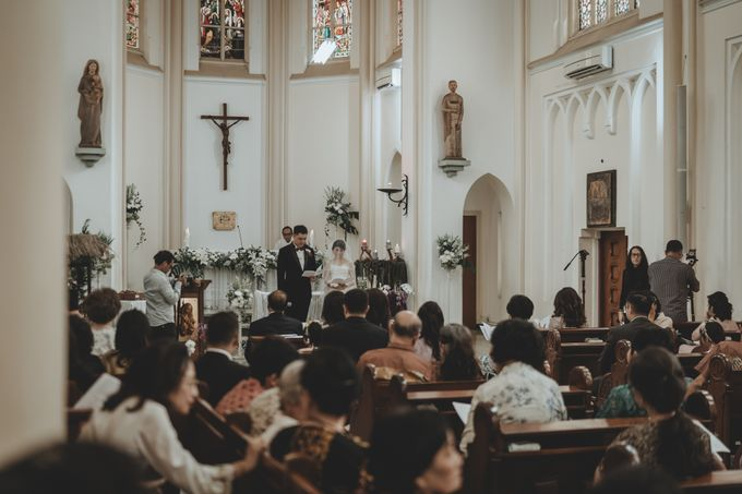 Agus & Lydia Wedding Day by Chroma Pictures - 044