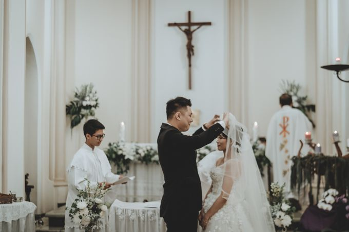 Agus & Lydia Wedding Day by Chroma Pictures - 045