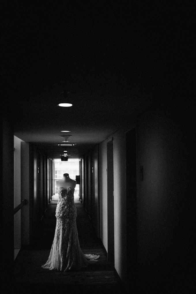 Angga & Ratna Wedding Day by Chroma Pictures - 003
