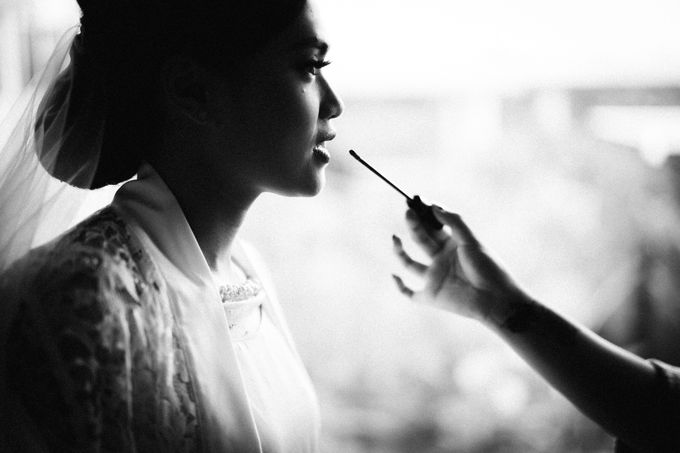 Angga & Ratna Wedding Day by Chroma Pictures - 004