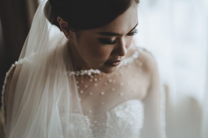Angga & Ratna Wedding Day by Chroma Pictures - 015