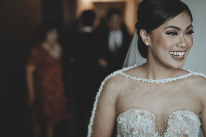 Angga & Ratna Wedding Day by Chroma Pictures - 035