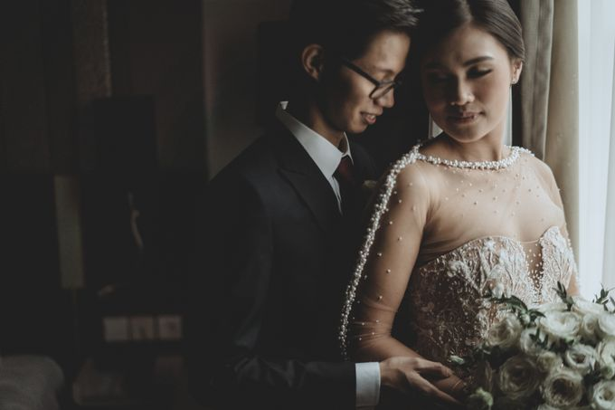 Angga & Ratna Wedding Day by Chroma Pictures - 040